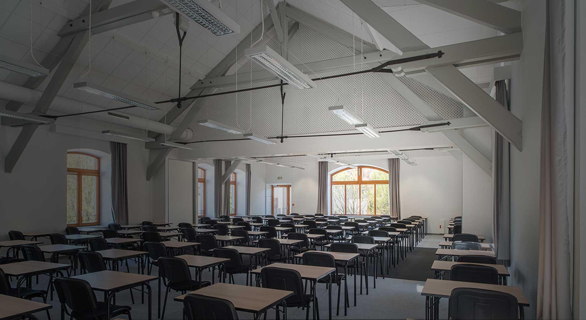 Rénovation salle de classe