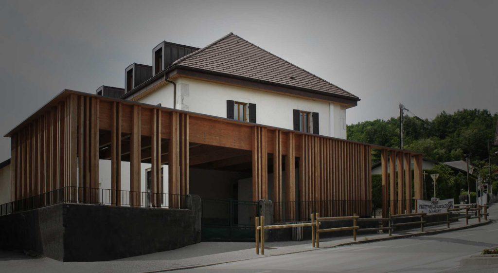 Extension d'un école primaire