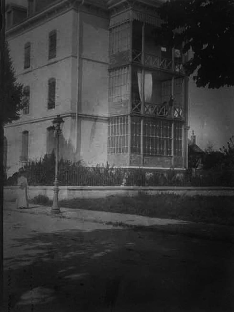 Rénovation ancien immeuble Annecy