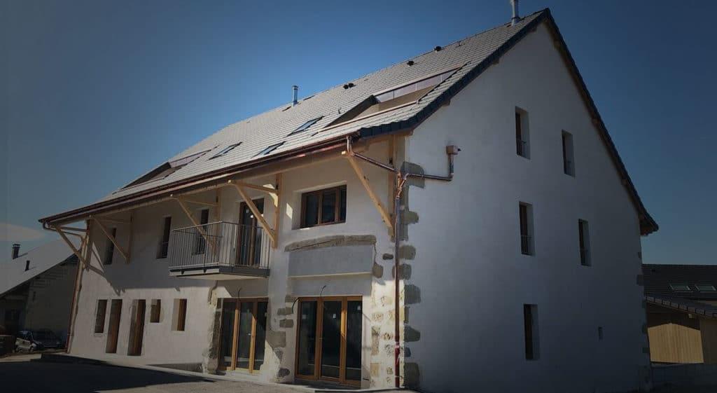 Réhabilitation de logement Haute-Savoie