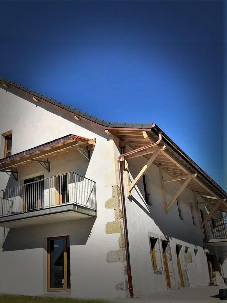 Rénovation de logement Haute-Savoie