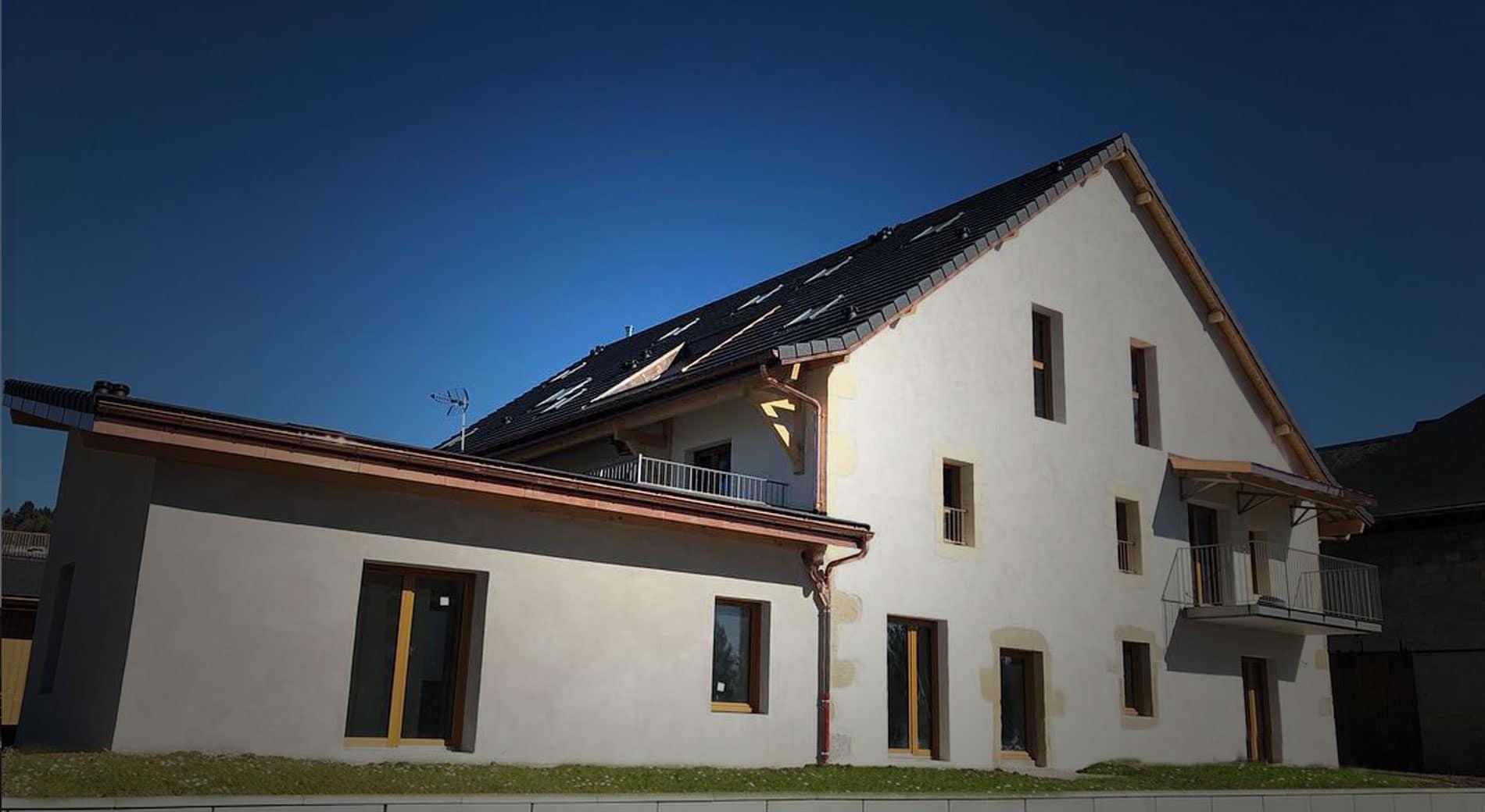 Rénovation de logement Annecy