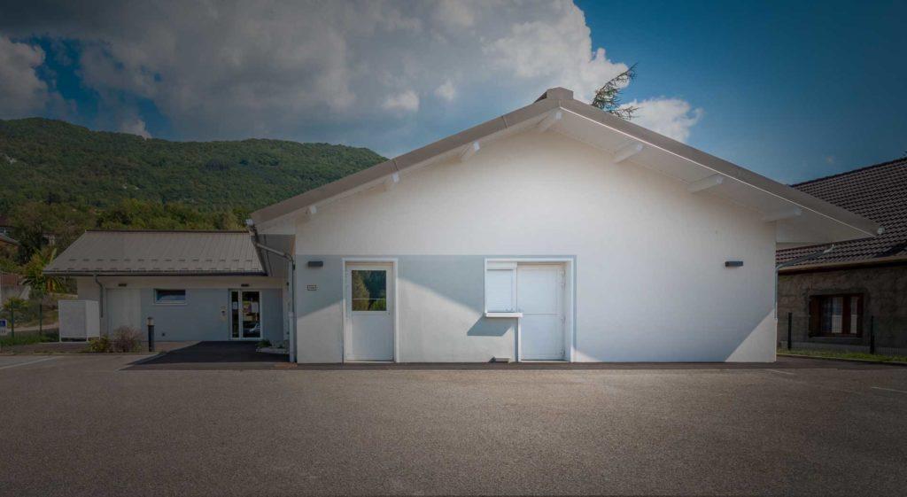 Rénovation d'une crèche Savoie